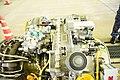 T700-IHI-401C2 turboshaft engine accessory drive gearbox right side view at Maizuru Air station May 18, 2019.jpg