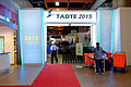 TADTE 2015 Preview, Entrance before Opening 20150811.jpg