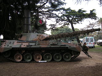 Argentine defense industry - TAM tank