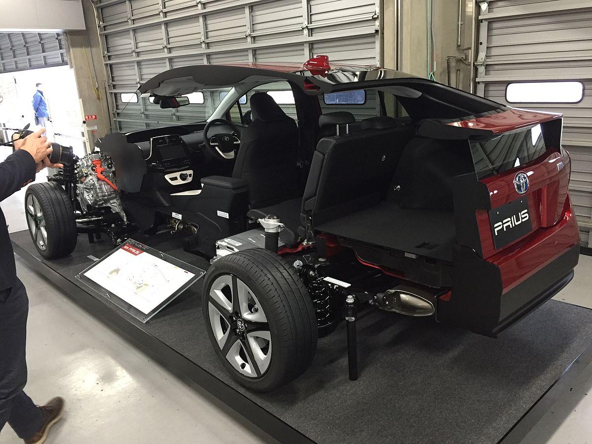 Car Show 2015 >> Toyota New Global Architecture – Wikipedia, wolna encyklopedia