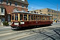 TTC Peter Witt car 2766 was part of a parade of 4 generations of streetcars.jpg