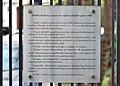 Tablica informacyjna dom im. Wojciecha Sawickiego ul. Zagórna 3.jpg