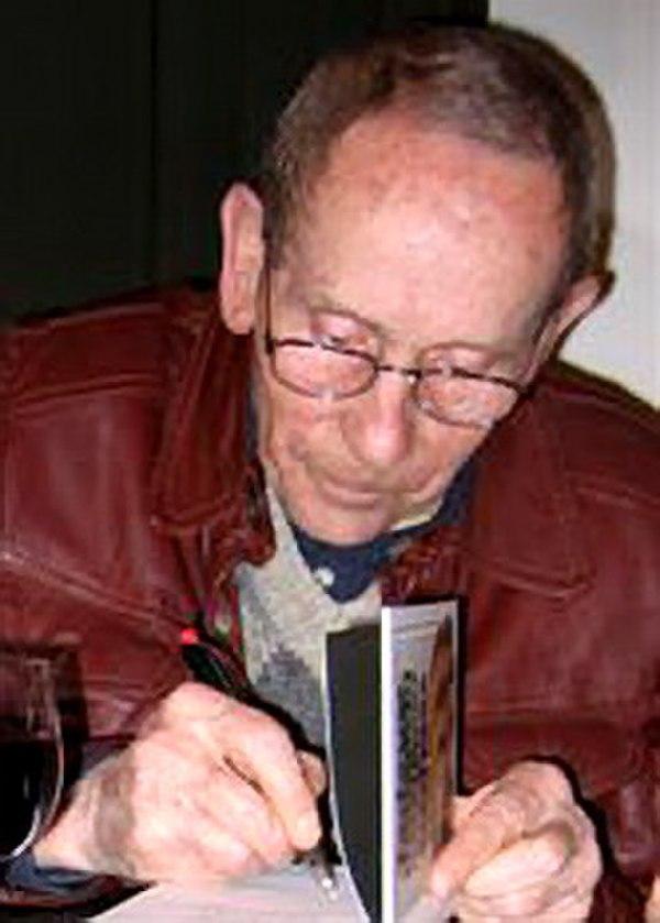 Photo Tadeusz Konwicki via Wikidata