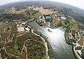 Tamera - Aerial Lake 1, Aula, Campus.jpg
