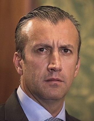 Vice President of Venezuela - Image: Tareck El Aissami Portrait