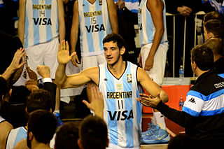 Argentinian basketball player