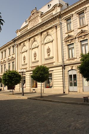 Brăila - Maria Filotti Theatre