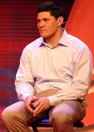 Tedy Bruschi - Bruschi in 2010.