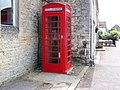 Telephone box, Sherston - geograph.org.uk - 1382363.jpg