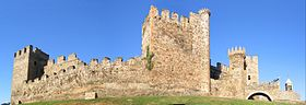 Image illustrative de l'article Château de Ponferrada