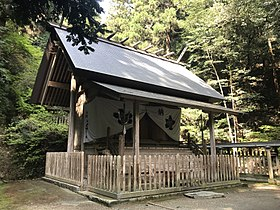 Tensho Ko Grand Shrine in Ino-Tensho Ko Grand Shrine 2.jpg