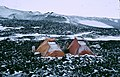 Tents of scientists during the Antarctic summer, c. 1965.jpg