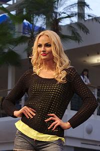 Tereza Fajksova Olympia 2013.jpg