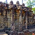 Terrace of the Elephants, Angkor Thom, Cambodia - panoramio (9).jpg