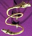 Tesoro di cacuteni-baiceni, braccialetto d'oro, V-IV sec. ac..JPG