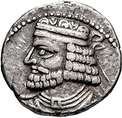 Tetradrachm of Vologases I, minted at Seleucia.jpg