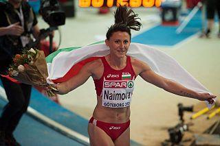 Tezdzhan Naimova athletics competitor