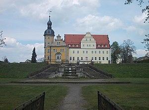 Duchess Woizlawa Feodora of Mecklenburg - Thallwitz castle