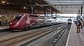 Thalys 4304 @ Rotterdam Central Station (26319283997).jpg