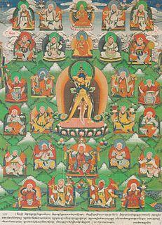 Kings of Shambhala