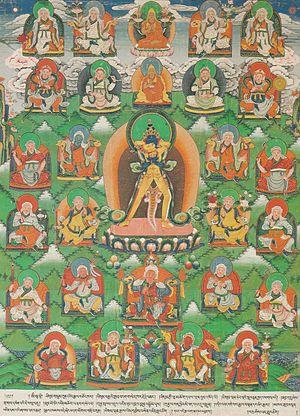 Kings of Shambhala - Image: The 25 kings of Shambhala
