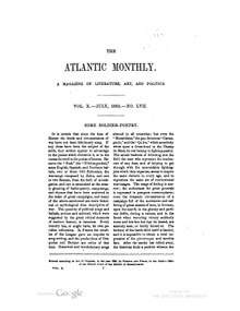 an essay on the atlantic monthly This is an old essay (1993) by william langewiesche focusing on the banked turn i was surprised to read such a beautiful and interesting aviation story in a general literary magazine.