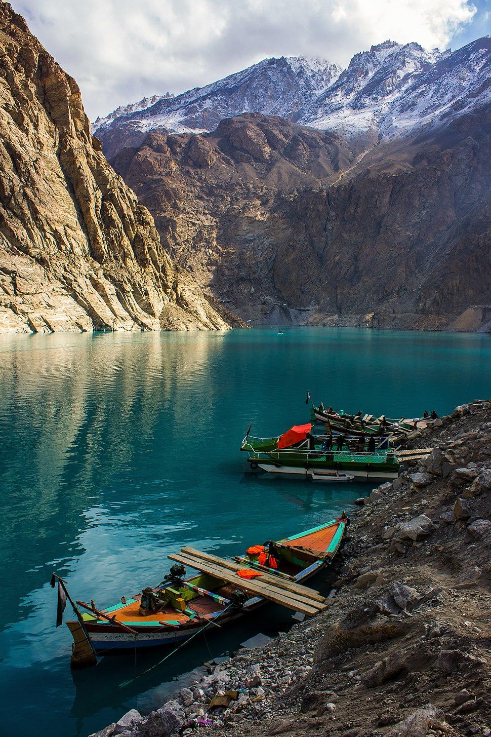 The Attabad Lake