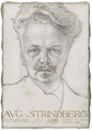 The Author August Strindberg (Carl Larsson) - Nationalmuseum - 24340.tif