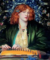 The Blue Bower, by Dante Gabriel Rossetti.jpg