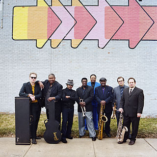 The Bo-Keys American soul musical group