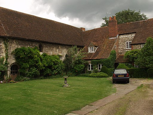 The Cloisters, Hurley, Berkshire Geograph-2214336-by-Mick-Crawley