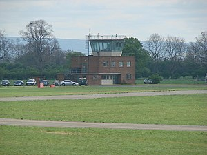 Dishforth Airfield - The Control Tower