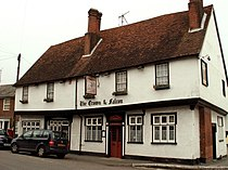 The Crown and Falcon, Puckeridge, Herts. - geograph.org.uk - 133988.jpg