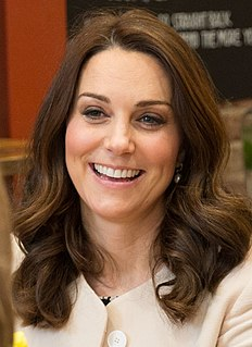 Catherine, Duchess of Cambridge Member of the British royal family
