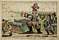 The Duke de Crillon Giving Orders for the Siege of Gibraltar caricature.jpg