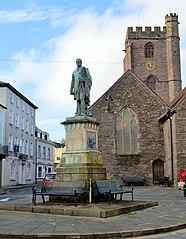 Statue of the Duke of Wellington
