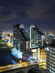 The Edge Apartments on The Irwell