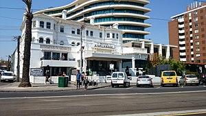 Esplanade Hotel (Melbourne) - Image: The Esplanade Hotel on The Esplanade in St Kilda (1)