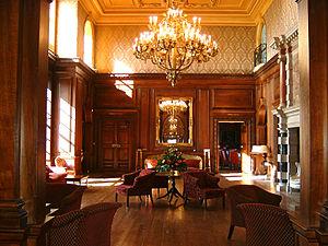 Addington Palace - The Great Hall within Addington Palace
