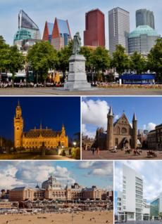 The Hague City and municipality in South Holland, seat of government of the Netherlands