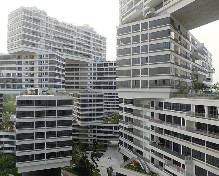 Interlace in Singapore