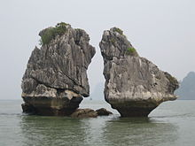 The Kissing Rocks-Ha Long Bay-Vietnam.jpg