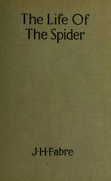 The Life of the Spider.djvu