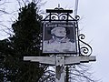 The Lord Nelson Public House Sign - geograph.org.uk - 1188851.jpg