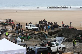 Snow White and the Huntsman - Image: The Marloes Sands filming location for the film Snow White and the Huntsman