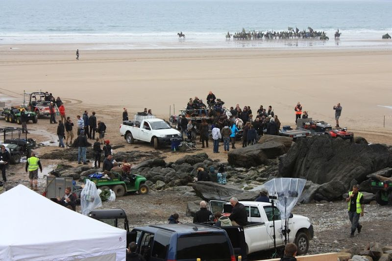 ファイル:The Marloes Sands filming location for the film Snow White and the Huntsman.jpg