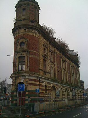 Palace Theatre, Swansea - Image: The Palace 3