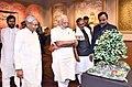The Prime Minister, Shri Narendra Modi visiting the Bihar Museum, in Patna (7).jpg