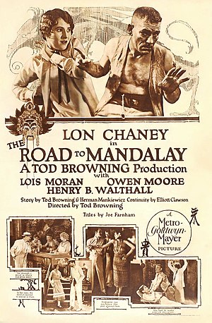 The Road to Mandalay (1926) poster 1.jpg