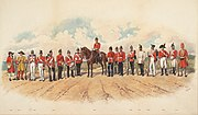 The Royal Marines from 1664 to 1896